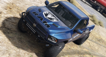Моды для GTA 5 Dodge Ram Runner
