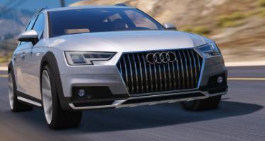 Моды для GTA 5 2017 Audi Allroad