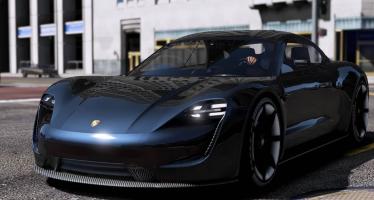 Моды для GTA 5 2015 Porsche Mission E
