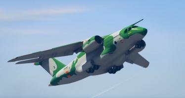Моды для GTA 5 Embraer KC-390 Prototype
