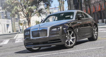 Моды для GTA 5 Rolls-Royce Wraith