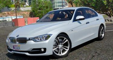 Моды для GTA 5 BMW 335i Sedan