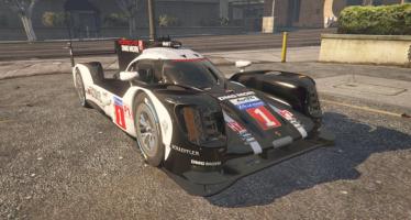 Моды для GTA 5 Porshe 911 Hybrid