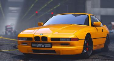 Моды для GTA 5 BMW 850 CSI