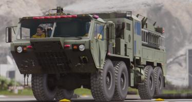 Моды для GTA 5 M1142 Tactical Fire Fighting Truck