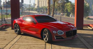 Моды для GTA 5 Bentley EXP-10 Speed 6