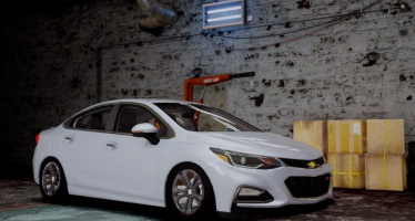 Моды для GTA 5 Chevrolet Cruze RS 2018