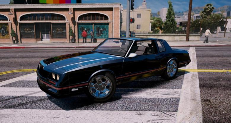 1986 Chevrolet SS Monte Carlo