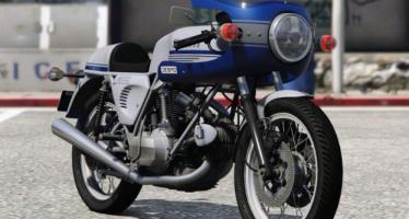 Моды для GTA 5 Ducati 900 SS