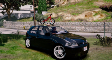 Моды для GTA 5 FIAT Palio EX 2003