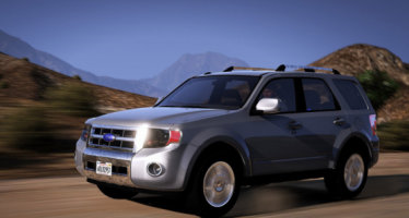 Моды для GTA 5 Ford Escape 2012
