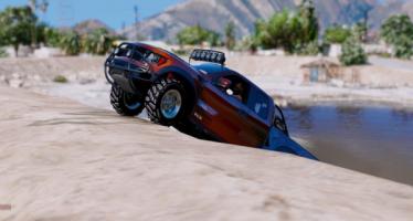 Моды для GTA 5 2012 Ford F-150 SVT Raptor