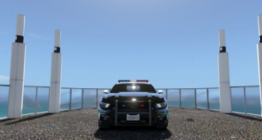 Моды для GTA 5 Ford Mustang police