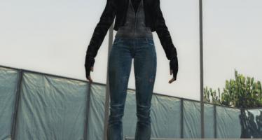 Моды для GTA 5 Jessica Jones