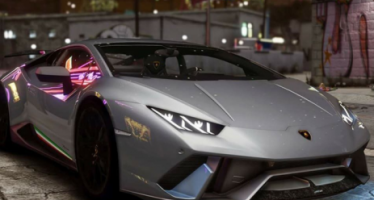 Моды для GTA 5 Lamborghini Huracan Performante