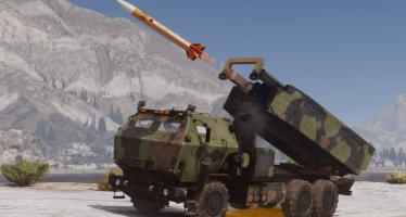 Моды для GTA 5 M142 HIMARS Artillery