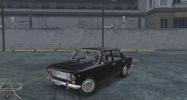 Моды для GTA 5 VAZ-2101 Lada sedan
