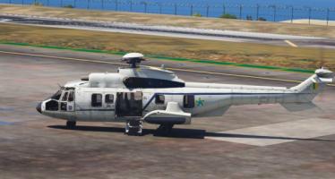 Моды для GTA 5 VH-34 Super Puma