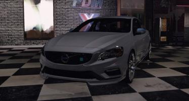 Моды для GTA 5 2015 Volvo S60 Polestar