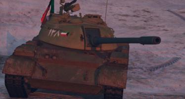 Моды для GTA 5 1990 Kuwait Tank