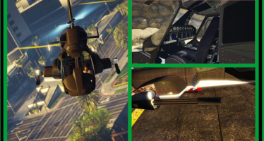 Моды для GTA 5 AirWolf