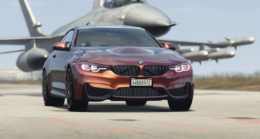 Моды для GTA 5 2017 BMW M4 Competition Sport
