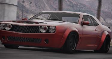 Моды для GTA 5 Bravado Gauntlet Hellhound
