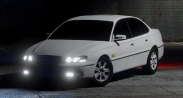 Моды для GTA 5 Chevrolet Caprice 2006