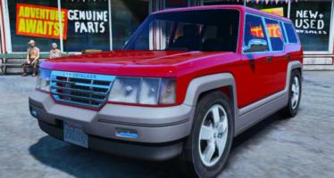 Моды для GTA 5 Dundreary Landstalker