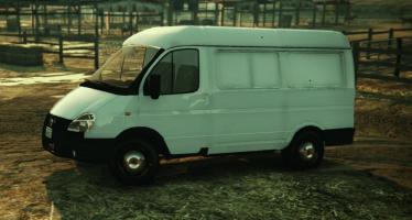Моды для GTA 5 GAZ 2752 Sobol