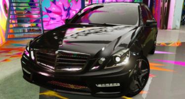 Моды для GTA 5 Mercedes-Benz E63 AMG 2010
