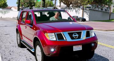 Моды для GTA 5 Nissan Pathfinder 2007