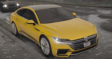 Моды для GTA 5 2018 Volkswagen Arteon Sedan