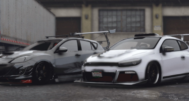 Моды для GTA 5 2010 Volkswagen Scirocco Modify