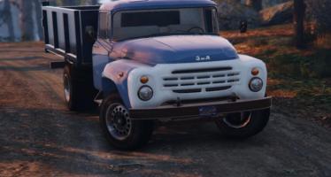 Моды для GTA 5 ZIl 130