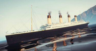 Моды для GTA 5 1912 RMS Titanic