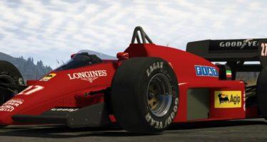 Моды для GTA 5 1986 Lotus 98T