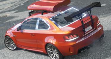 Моды для GTA 5 2011 BMW 1 Series M