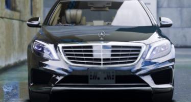 Моды для GTA 5 2014 Mercedes-AMG S63 AMG