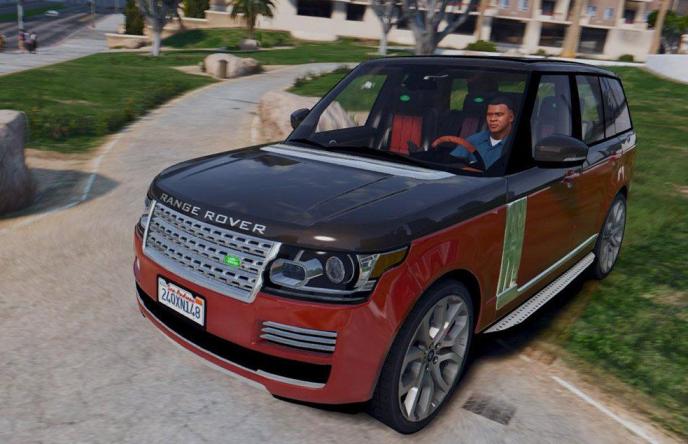 2015 Range Rover Vogue AB