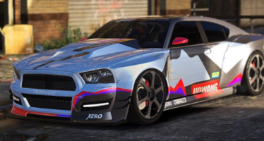Моды для GTA 5 Bravado Buffalo Widebody