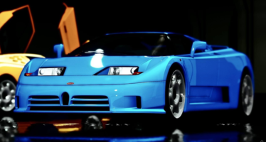 Моды для GTA 5 1992 Bugatti EB110 SS