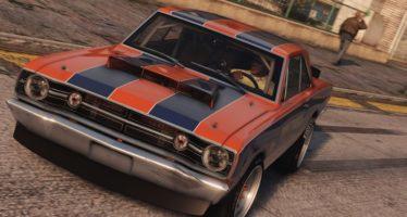 Моды для GTA 5 Dodge Dart HEMI