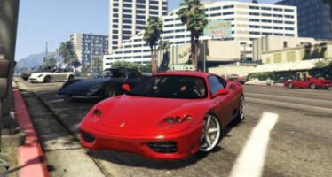 Моды ради GTA 0 Ferrari 060 Modena 0999