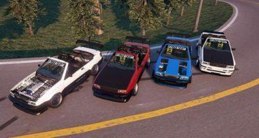 Моды для GTA 5 Futo Stance Convertible Street Edit