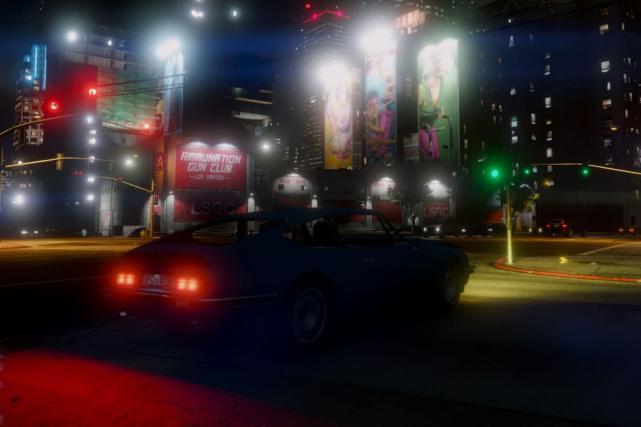 GTA 5 Graphics Patch