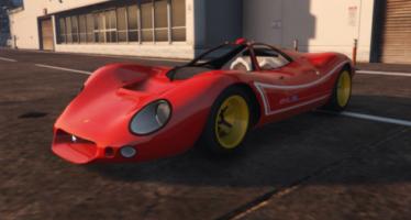 GTP-13 -Gran Turismo Prototype