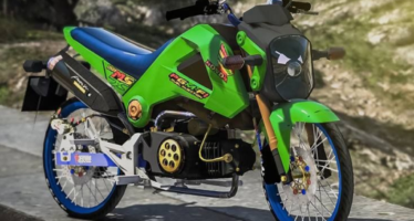 Моды для GTA 5 Honda MSX 125 Modify