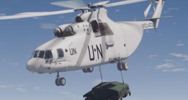 Моды для GTA 5 Mi-26 Halo