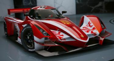 Моды для GTA 5 Praga R1